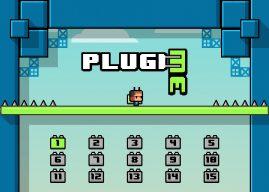 #LD39: Plug Me, un platform a base di loading bar da Havana24