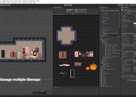 Unity 2017.2 disponibile ora con tool per il 2D e per la realtà virtuale/aumentata/mista