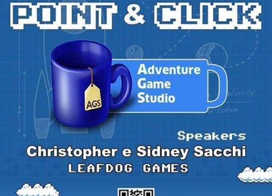 Point & Click: lezioni di punta & clicca all'Università di Salerno il prossimo martedì 12 dicembre