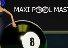 Maxi Pool Masters, biliardo in VR su Steam