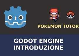 Godot Engine 3, una serie di video tutorial in italiano