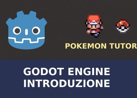Godot Engine 3, una serie di video tutorial in italiano