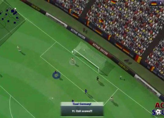 GameLoop Podcast #GL19A: Calcio attivo (Parte 1: Da Kick Off ad Active Soccer 2 DX)