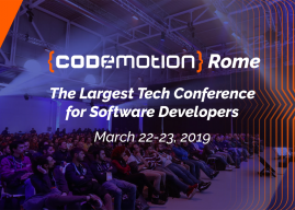 GameLoop Podcast #GL25: Codemotion Rome 2019