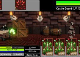 Chaincards, un JRPG nato dalla Ludum Dare
